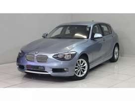 2012 BMW 1 Series 120d 5-Door For Sale