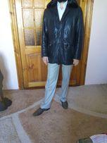 Дубленка мужская зимняя куртка, зимова чоловіча