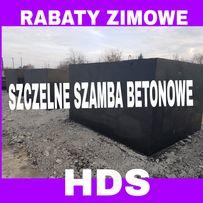 RABATY ZIMOWE Wrocław SZAMBA szambo betonowe zbiorniki