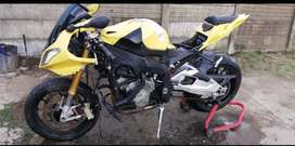 2012 BMW S1000RR stripping for spares