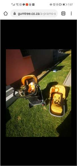 Good baby car seat and stroller