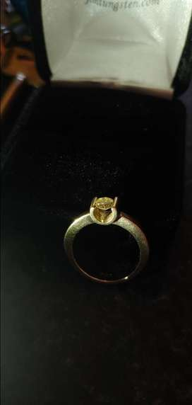 8ct gold ring for sale