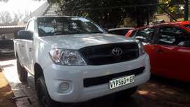 Toyota Hilux SRX 2.7Vvti Single Cab Manual For Sale