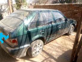 ford laser sale or swap