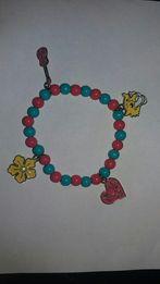 Детский браслетик Disney