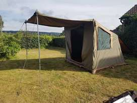 Howling Moon Wizz 24 Canvas Tent