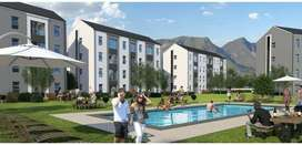 Newly built 2bedroom apartment in Solaris Place, Stellenbosch,