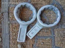 Продам ключи накидные ударные 46