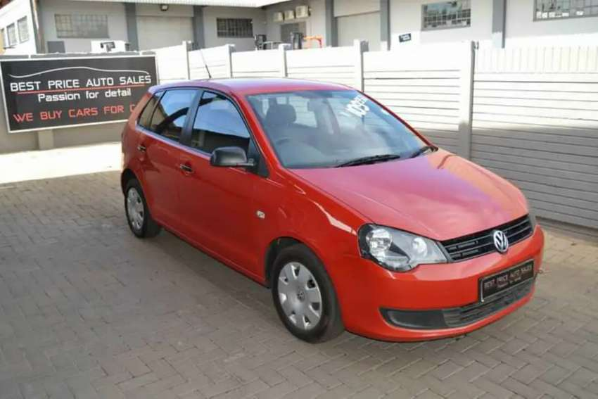 2011 VW Polo Vivo 0