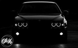 Ангельские глазки CCFL газонаполненные на BMW