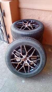 Rims and tyers 0