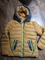 Kurtka zimowa 152-164 plus dłuuugi szal