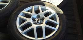 VW Jetta 4 Mags
