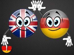 Контрольные работы. Английский и немецкий язык