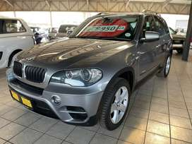 2012 BMW X5 30D Xdrive A/T for sale