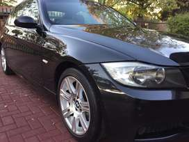 2009 BMW 320d to swop or for sale