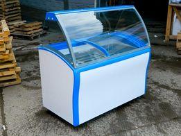 Витрина для продажи мягкого мороженного 400 л, морозильная камера