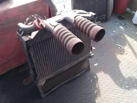 Mercedes econoliner radiator (+intercooler)