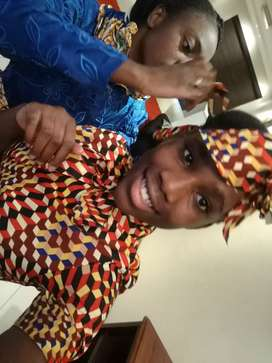 African hand made clothes