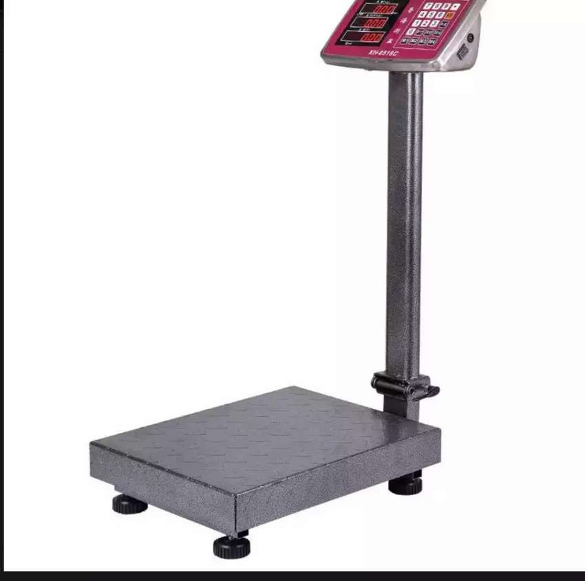 Ideal weighing scales 0