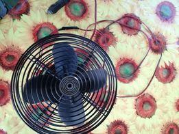 Небольшой вентилятор для автомобиля
