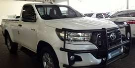 Toyota Hilux 2.4 GD6 SRX Single Cabcab