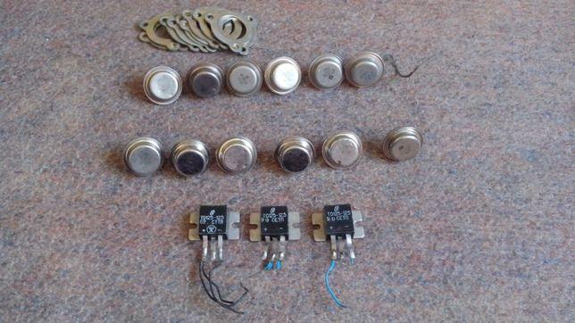 Транзистор КТ ,П, 2Т.