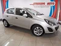 Image of 2015 opel corsa 1.4 essentia 5dr with service plan