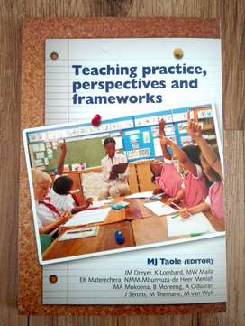 TEACHING PRACTICE - TEXTBOOK (UNISA)