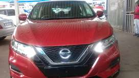2019 Nissan Qashqai  1.2 -T Engine Capacity with Automatic Transmissio