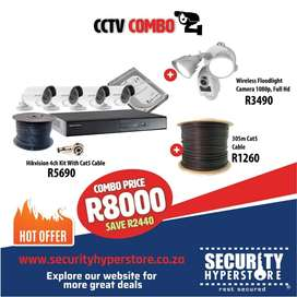 CCTV COMBO- Security Hyper Store