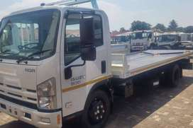 ISUZU ROLL BACK NQR 500 MAN ROLLBACK TRUCK FOR SALE PRICE EXCL.