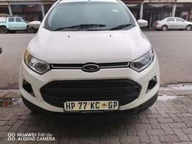 FORD ECOSPORT WIRH LEATHER SEATS AND SERVICE BOOK