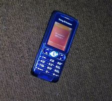 Sony W200, рабочий