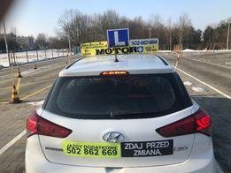 Prawo jazdy kat B -Rzeszów KURS ( 14 styczeń 2019)