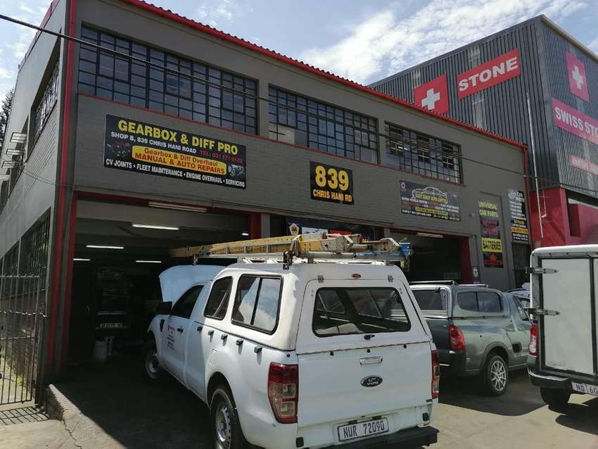 COMMERCIAL PROPERTY FOR SALE ON CHRIS HANI ROAD/ NORTH COAST RD