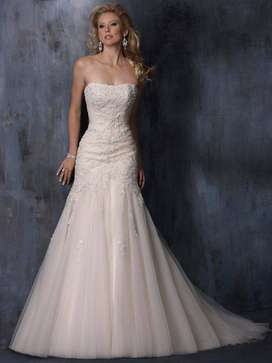 Wedding Dress - Maggie Sottero