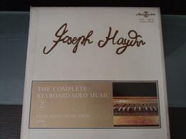 J.Haydn-Zbiór sonat fortepianowych cz.2 płyty winylowe