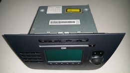 Штатная автомагнитола радио MP3 SEAT 5P1 035 186 B W05P1035186B N87