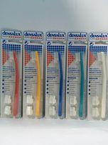 Szczoteczka do zębów z wymiennymi wkładami Densalux