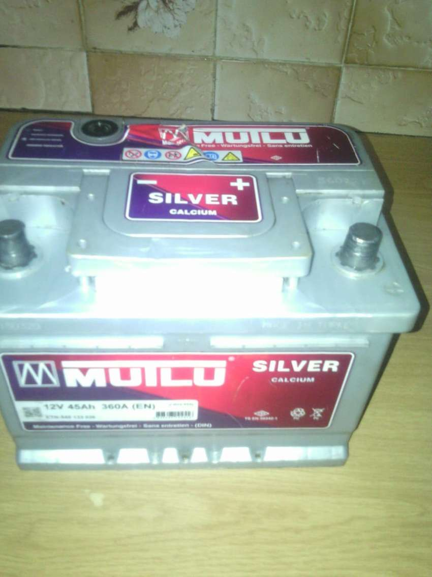 Battery size 628 for R650 0