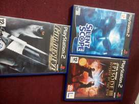 Ps2 games on  special R49 each and all R149