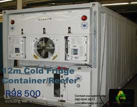 12m Cold Room Container/Reefer