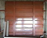 Image of Garage Door Flip Up with two Weights ( Used )