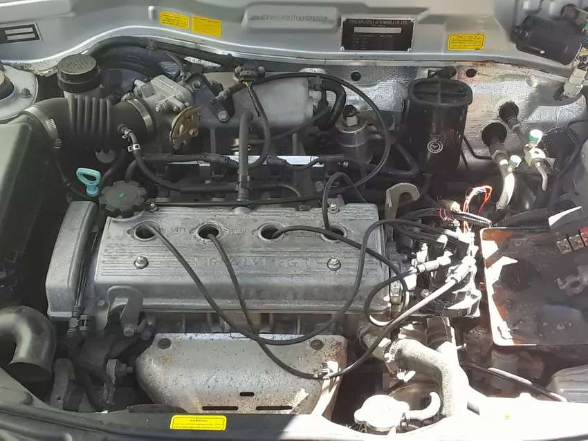 Gelly 1.4 stripping for spares 0