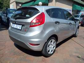Ford Fiesta 1.6 Hatchback Manual For Sale