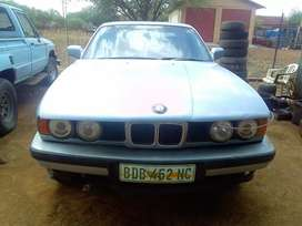 Bmw with gearbox non runner need engine