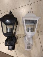 Kinkiet zewnętrzny elewacyjny lampa czujnik ruchu