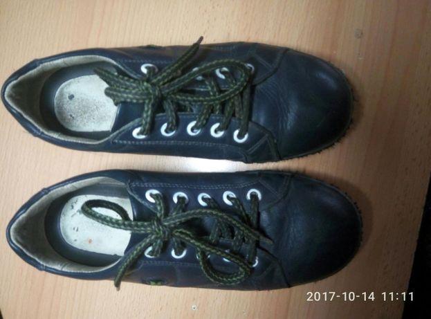 Кожаные туфли -кроссовки Кривой Рог - изображение 2