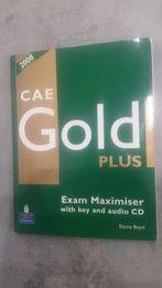 CAE exam maximiser gold plus CPE FCE egzamin